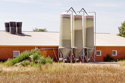 Sistema di alimentazione secca EcoMatic pro