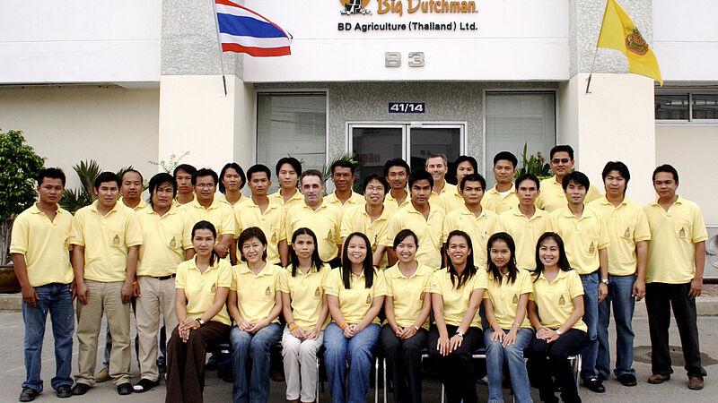 BD Agriculture Thailandia