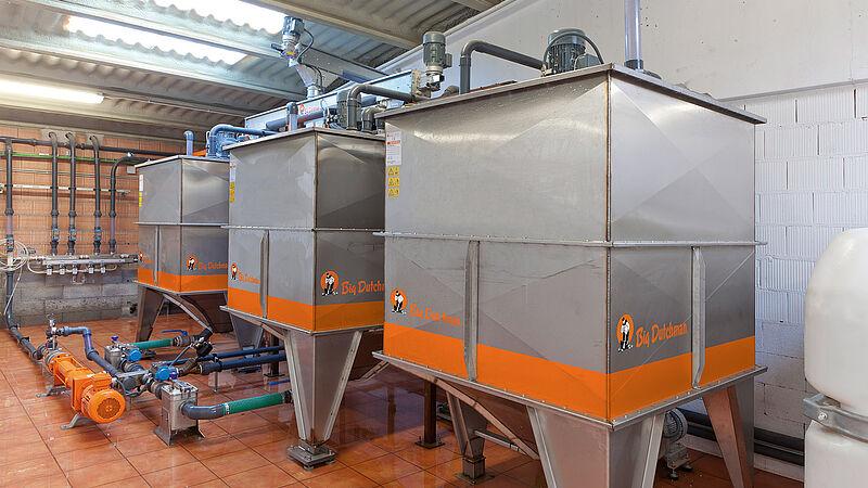 Sistema di alimentazione liquida HydroMix