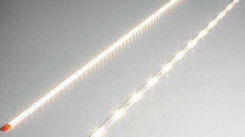 Due lampade tubolari a LED