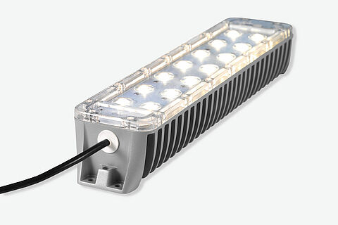 [NEW!] LED panel light HELIOS